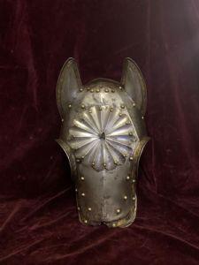 Tête de lit pour cheval 1570-1580