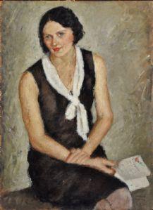 Le lecteur, 1930
