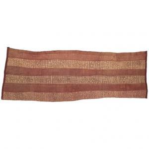 Panneau africain KUBA du ZAÏRE - B / 874-1
