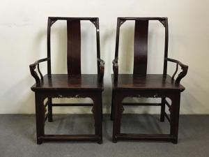 Couple de chaises