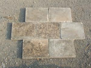 Antica pavimentazione in pietra Leccese
