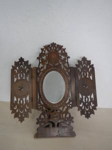 miroir de chambre fin 19ème siècle