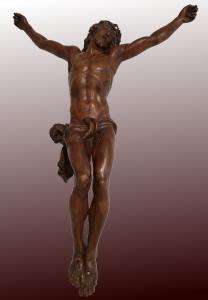 Coffret Christ crucifié