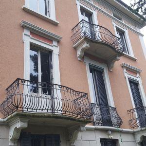 époque Balcon Art Nouveau