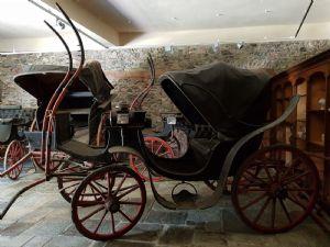 Chariots du 19ème siècle