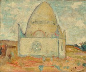 Bou Saada, Algérie, 1913