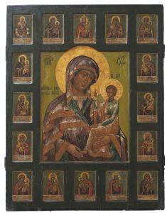 Mère de Dieu Suja Smolensk