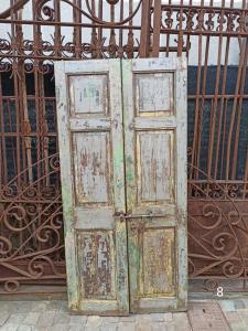 portes rustiques antiques