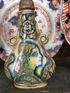 Flacon lustré du 19ème siècle