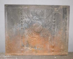 p132 fonte plaque taille largeur cm 80 xh 68