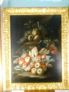 Nature morte de Gilardo da Lodi (1690-après 1716)
