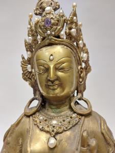 Tara  India XVIII secolo h.61 cm.