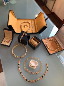 Sélection de bijoux vintage Bulgari