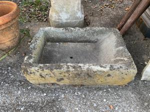 Vaschetta antica