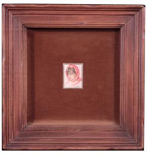 Giancarlo Dughetti (Florence 1931 - Vignola 1986) - Portrait