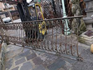 balustrade en fer