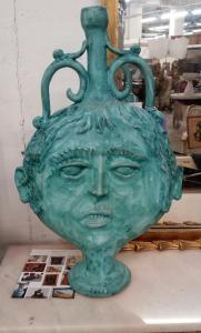 Vase en céramique Vietri
