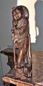 Figure chinoise.