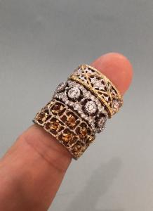 Sélection de bijoux Mario Buccellati