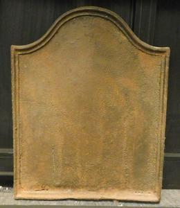 p13 - petite plaque en fonte, taille cm 47 xh 60