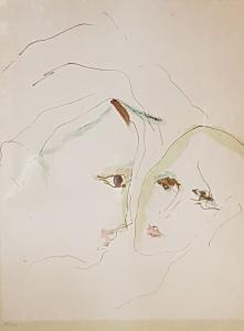 ERNESTO TRECCANI (1920 - 2009) TRAVAUX GRAPHIQUES DE LITHOGRAPHIE
