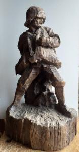 Sculpture de la Première Guerre mondiale
