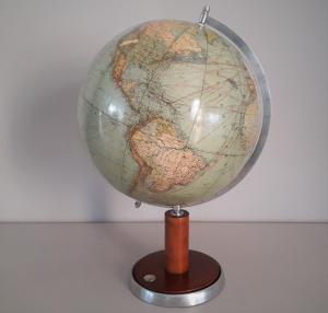 Globe terrestre Columbus`` 1938