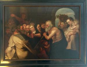 Diogene che cerca l'uomo