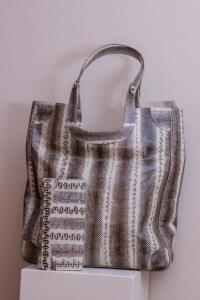 Set borsa e portafoglio in pitone