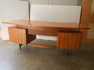 bureau avec tiroirs 50s Cattelan company
