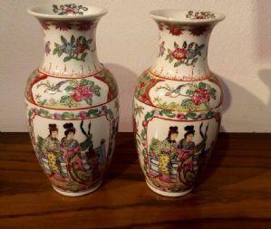 pots en céramique chinois