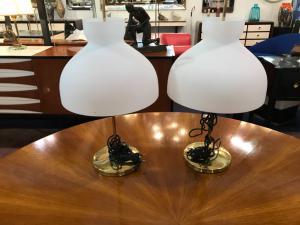 Lampes originales des années 50/60