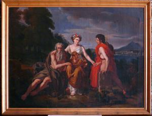 """Tableau """"Les trois âges"""" - CA / 1143"""