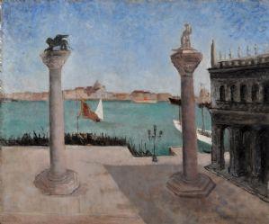 Venise, Piazza San Marco, 1928