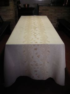 NAPPE BRODEE ARS CANUSINO POINT PRINCESS / RETICELLI / GRASS POINT / POINT SHADOW
