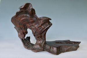 sculpture sur bois