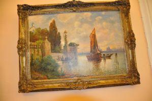 peinture à Venise