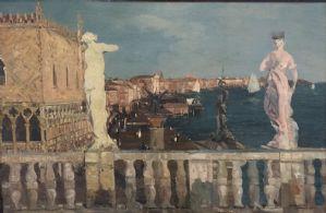 Emma Ciardi, Panorama de Venise
