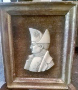 Miniature sur ivoire « Napoléon Bonaparte » 1803