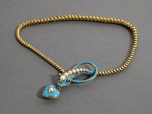 Collier de serpent