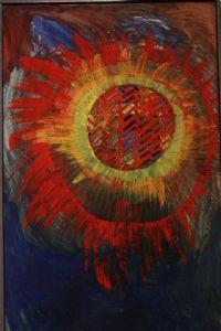 Peinture acrylique sur toile abstraite sujet peinture acrylique sur panneau