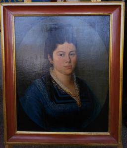 peinture noblewoman