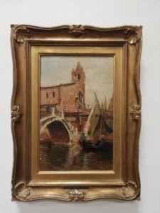 Giuseppe Miti Zanetti (Modène 1859 - Venise 1929)