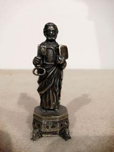 Saint Pierre de 1400 en argent