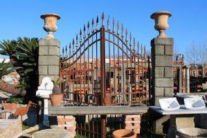 Cancello antico