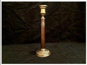Bougeoir anglais Days Patent, XIXe siècle