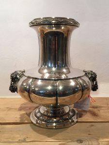 Vase en argent antique - Art 2268A