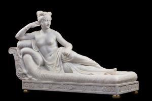 Sculpture Paolina Borghese