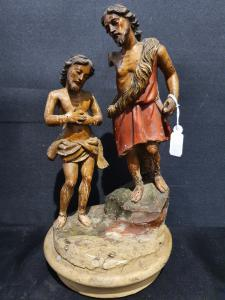 Jésus et saint Jean