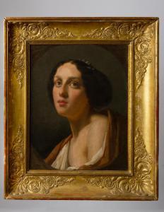Ritratto femminile di epoca Impero - O/6667 -